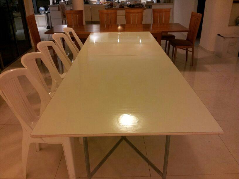 שולחן מתקפל